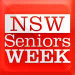 NSW Seniors Week logo